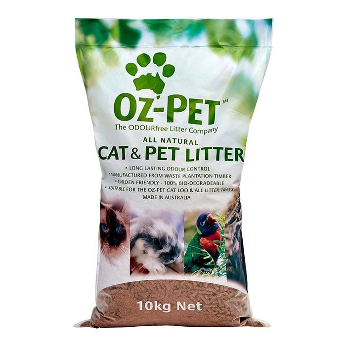 Cat Litter Boxes and Litter Refills