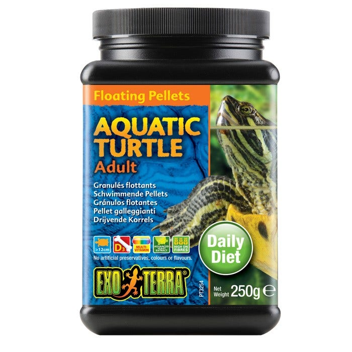 Reptile, Turtle and Lizard Food