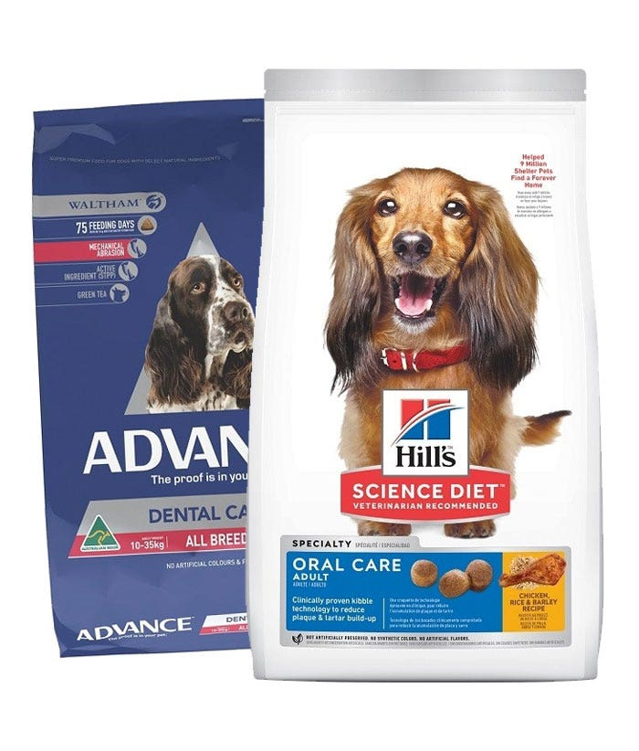 Dental Dog Food